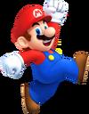 NSMB2 Mario