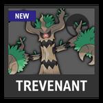 Super Smash Bros. Strife Pokémon box - Trevenant