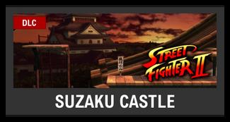 Super Smash Bros. Strife stage box - Suzaku Castle