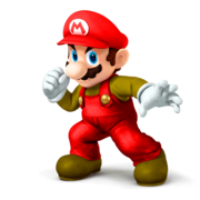 SSBStrife Mario classic colour