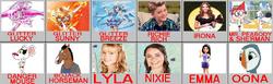 Netflix Showdown Character Selection (Starter)