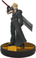 Cloud - SSBStrife amiibo