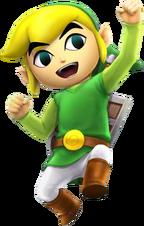 HW Toon Link