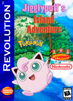 Jigglypuff's Island Adventure Box Art 1