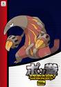 Pokken Tournament 2 amiibo card - Heatmor