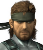 Super Smash Solid Snake