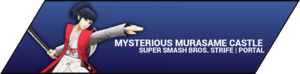 SSBStrife portal image - Mysterious Murasame Castle
