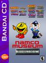 Namco Museum Arrangement Box Art 3