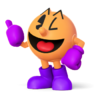 Super Smash Bros. Strife recolour - Pac-Man 4