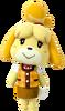 Super Smash Bros. Strife recolour - Isabelle 7
