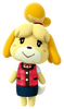 Super Smash Bros. Strife recolour - Isabelle 8