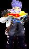 Super Smash Bros. Strife recolour - Lloyd 8