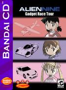 Alien Nine Gadget Race Tour Box Art 2
