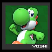 ACL Mario Kart 9 character box - Yoshi