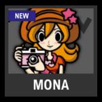 Super Smash Bros. Strife Assist box - Mona
