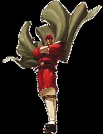 Bison (Soul Fighter)