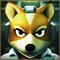 Star Fox 64 3D headshot - Fox McCloud