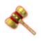 Super Smash Bros. 4 prize sprite-Hammer