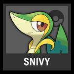Super Smash Bros. Strife Pokémon box - Snivy