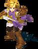 Super Smash Bros. Strife recolour - Isaac 6