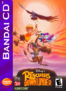 The Rescuers Down Under Box Art 3