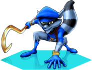Sly Cooper - All-Stars Battle Royale