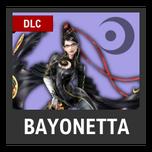Super Smash Bros. Strife character box - Bayonetta 1