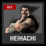 Super Smash Bros. Strife Assist box - Heihachi