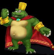 King k rool larger render by wilttilt-d7qbl0n