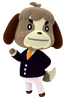 Super Smash Bros. Strife recolour - Isabelle 16