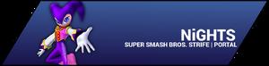 SSBStrife portal image - NiGHTS