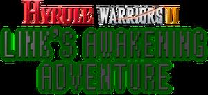 Hyrule Warriors 2 LA Adventure logo