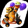 Brawl Sticker Bowser (Mario Kart 64)