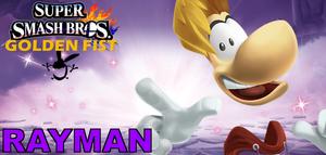 SSBGF Rayman