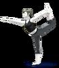 Super Smash Bros. Strife recolour - Wii Fit Trainer 5