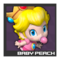 ACL Mario Kart 9 character box - Baby Peach