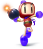 Super Smash Bros. Strife recolour - Bomberman 1