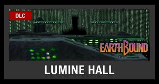 Super Smash Bros. Strife stage box - Lumine Hall