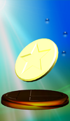 Coin Trophy Melee
