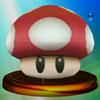 Poison Mushroom Trophy Melee