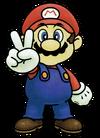 SSB64 Mario