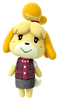 Super Smash Bros. Strife recolour - Isabelle 6