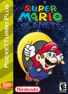 Super Mario Planets Box Art 2