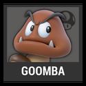 Super Smash Bros. Strife SR enemy box - Goomba