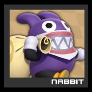 ACL Mario Kart 9 character box - Nabbit