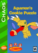 Agumon's Cookie Puzzle Box Art 2