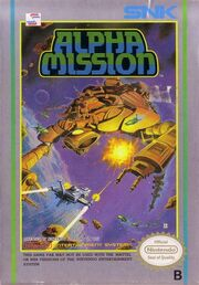 Alpha Mission - Portada.jpg