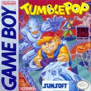 Tumble Pop (GB) - Portada.jpg