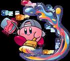 Kirby Super Star Ultra Pincel