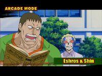 Eshros y Shin - Mamodo Fury